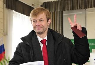 Евгений Урлашов занял второе место медиа-рейтинга.